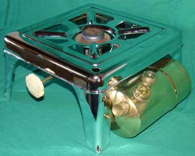 kerosene gas stove