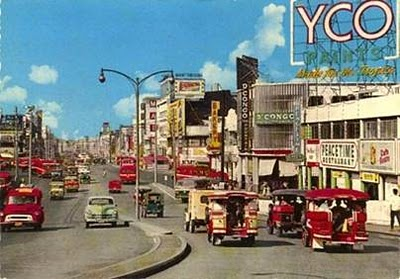 Quiapo in the 1950s and early 1960s
